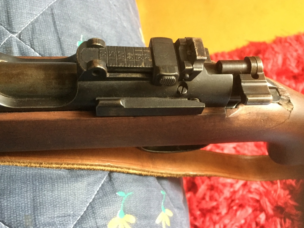 carabine mauser 45 Mauser11