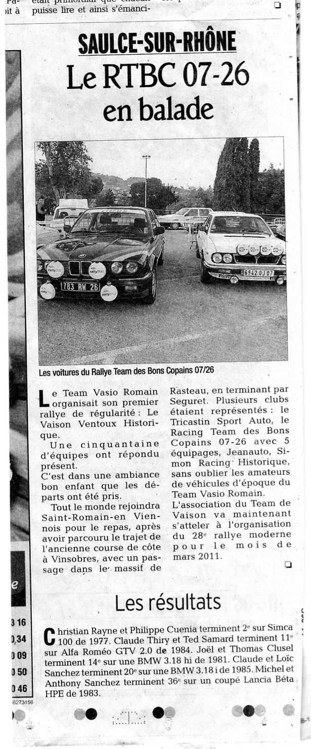 Vaison Ventoux Historique - Page 5 Vaison10