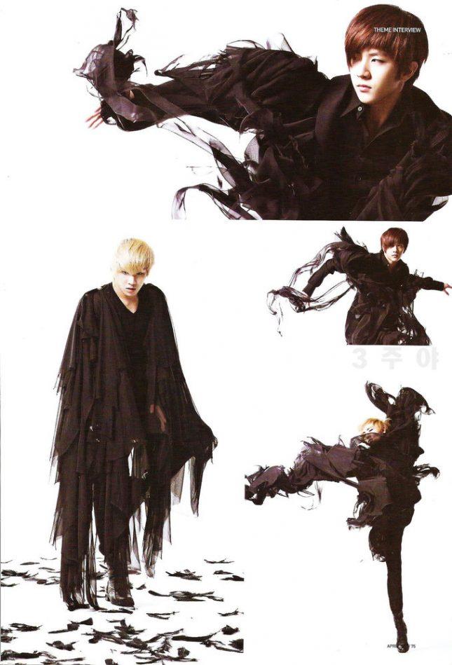 [Pics] Inkigayo Magazine 13028723
