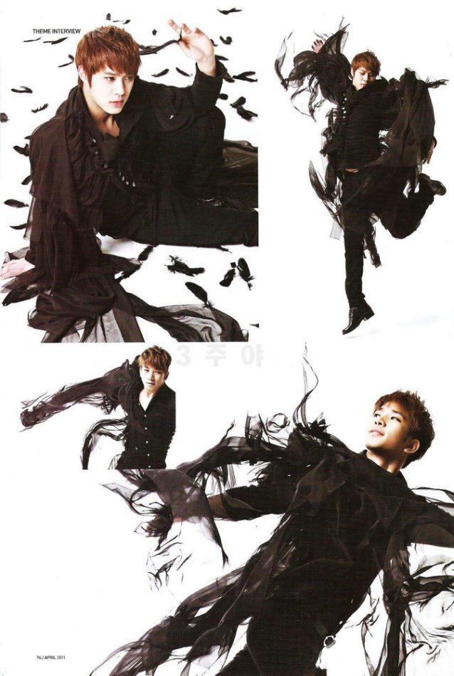 [Pics] Inkigayo Magazine 13028724