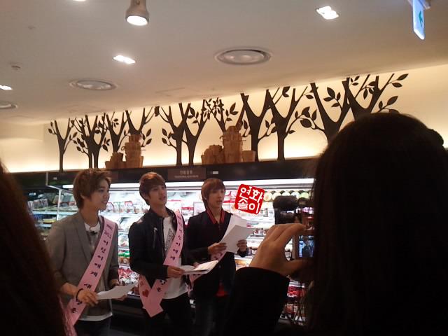 MBLAQ @ MBC Charity Event Recording 13034610