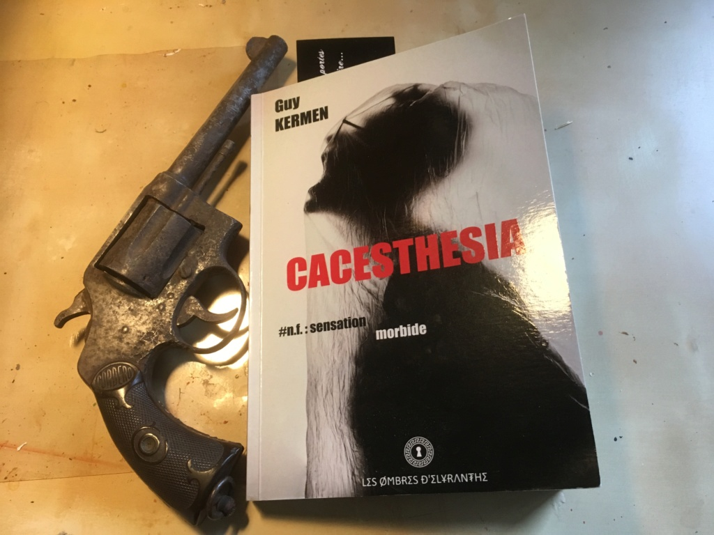 CACESTHESIA - Guy KERMEN (Zaroff) - Page 2 Recuei11