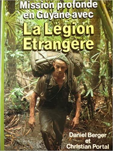 Vieux livres Légion Etrangère 198410
