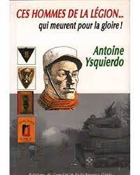 Vieux livres Légion Etrangère 199311