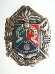Les devises des régiments de la Légion Etrangère 1rec22