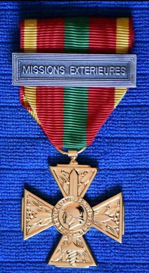 Croix du combattant volontaire 21015810