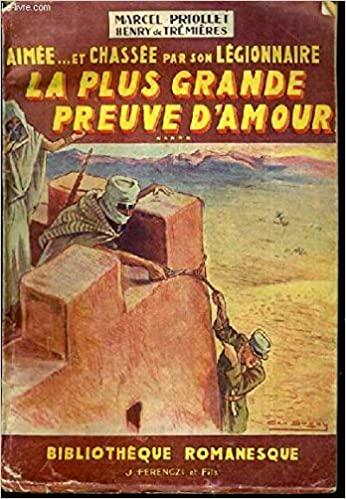 Vieux livres Légion Etrangère 512hnl11
