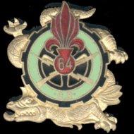 Insignes d'unité spécialisées. - Page 3 64_cra10