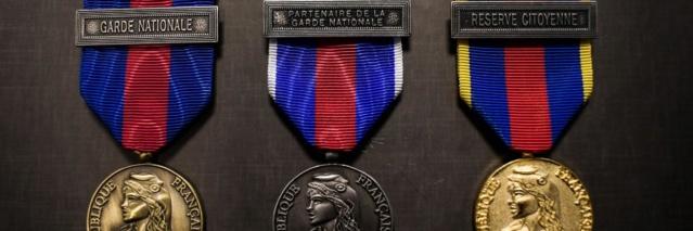 Médaille des réservistes volontaires de défense  _dsc9211