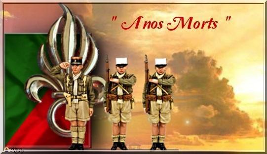 décés du Général Brette , ancien chef de corps du 2° REP. Au_mor13