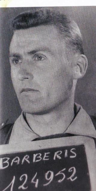 Décès du major Stefano BARBERIS Barber10