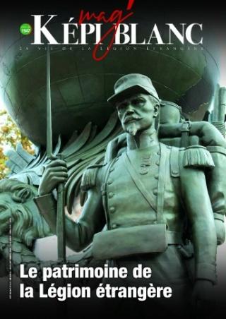Les devises des régiments de la Légion Etrangère Couv8311