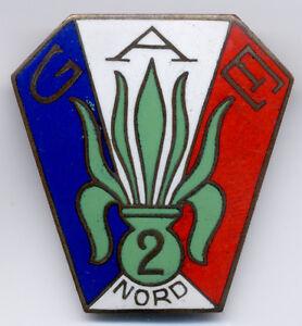 Insignes d'unités de circonstances ou temporaires. Ga210