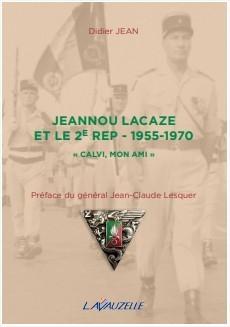 Livre sur JEANNOU LACAZE et le 2ème REP Jl_zor10