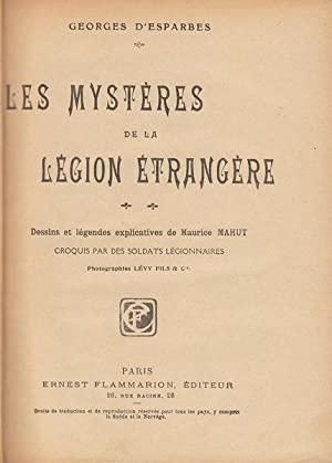 Vieux livres Légion Etrangère Md309011