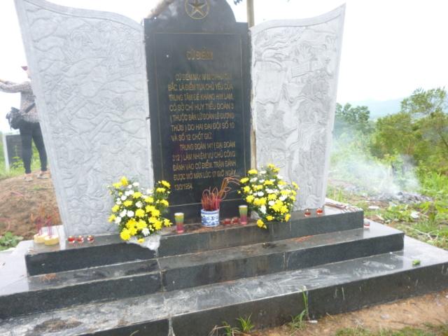 - Le centre de résistence  BEATRICE à Dien Bien Phu Monume10