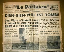 Il y  a  65  as le  7  mai  chue  de  Dien  Bien  Phu Parisi10