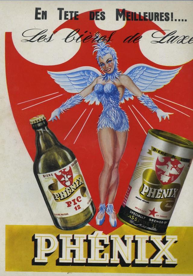 Histoire de bière. Phenix10