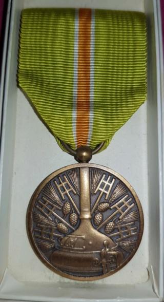 Et encore une médaille Quizz113