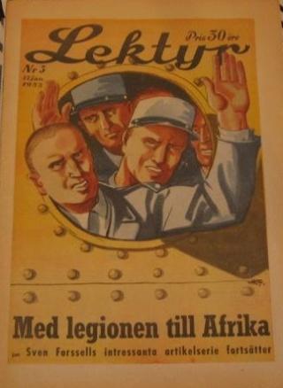 Vieux magazines étrangers sur la L.E. Sven-f10