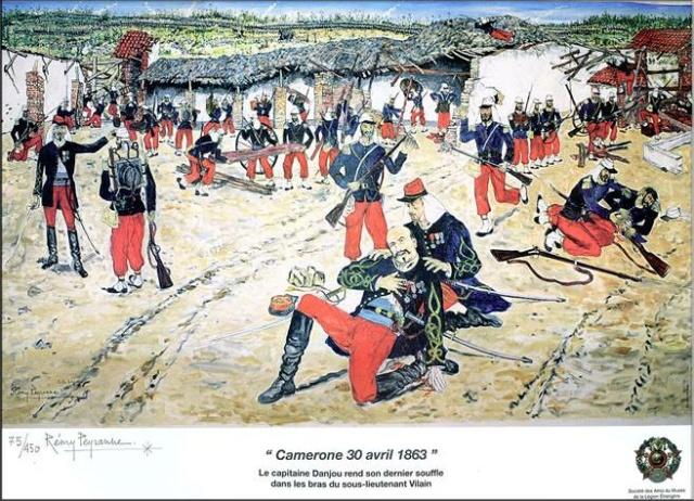 Combat de Camerone Thumb191