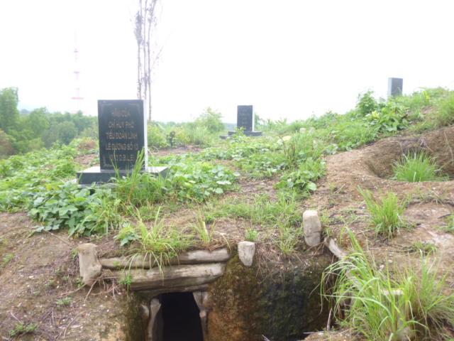 - Le centre de résistence  BEATRICE à Dien Bien Phu Tranch10