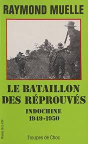-Le BILOM, en Indo, cmposé d'ex LVF,Waffen SS, Dvision Charlemagne Tzolz251