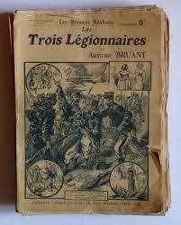 Vieux livres Légion Etrangère Tzolz534