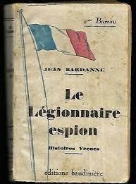 Vieux livres Légion Etrangère Tzolz540