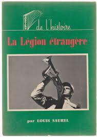 Vieux livres Légion Etrangère Tzolz549