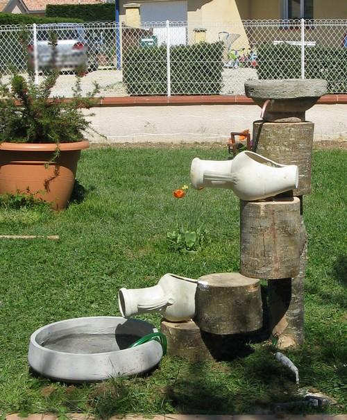 Fontaines et autres cascades de jardin 110