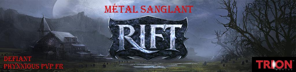 Guilde Métal sanglant Metal11