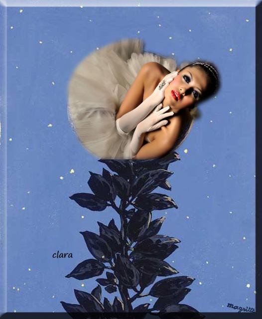RIVISITIAMO MAGRITTE - Pagina 5 Donna10