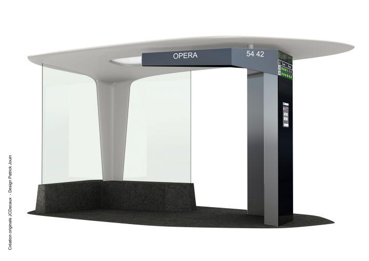 Découvrez le futur mobilier urbain parisien  14858310
