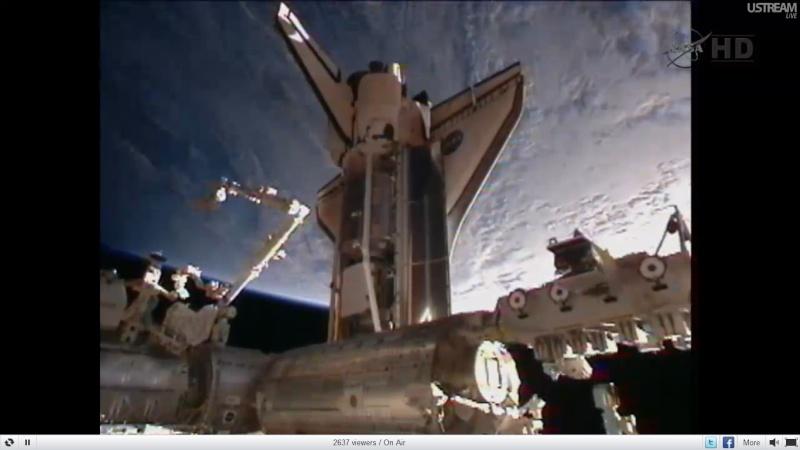 [STS-133] Discovery: Déroulement de la mission. - Page 2 Sts-1310