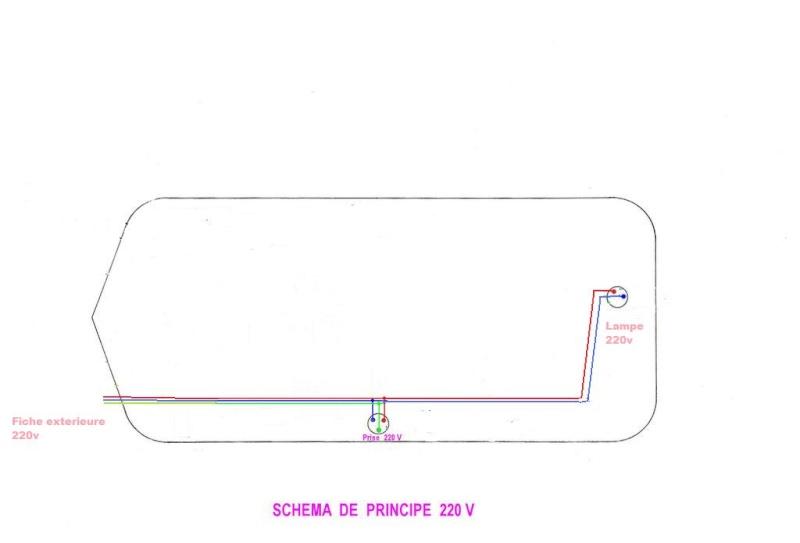 Cherche schémas électrique puck 1964 220v10