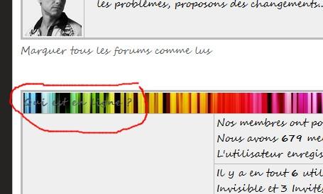 Mettre des couleurs différentes pour les liens Sr13