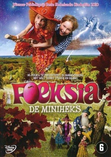 [Disney • Pays-Bas] Fuchsia, l'Apprentie Sorcière (2010)  87174110