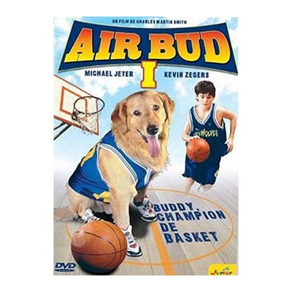 "[Disney] La Saga ""Air Bud"" (2 films + 12 suites vidéos de 1997 à 2012) - Page 2 Air-bu10"