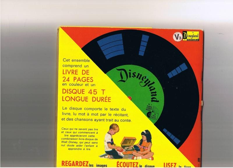 [disneyland-record] les livres disques de walt disney productions Arriar10
