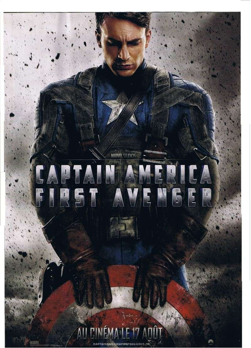 [Marvel] Captain America - First Avenger (17 août 2011) - Page 3 Cce00010
