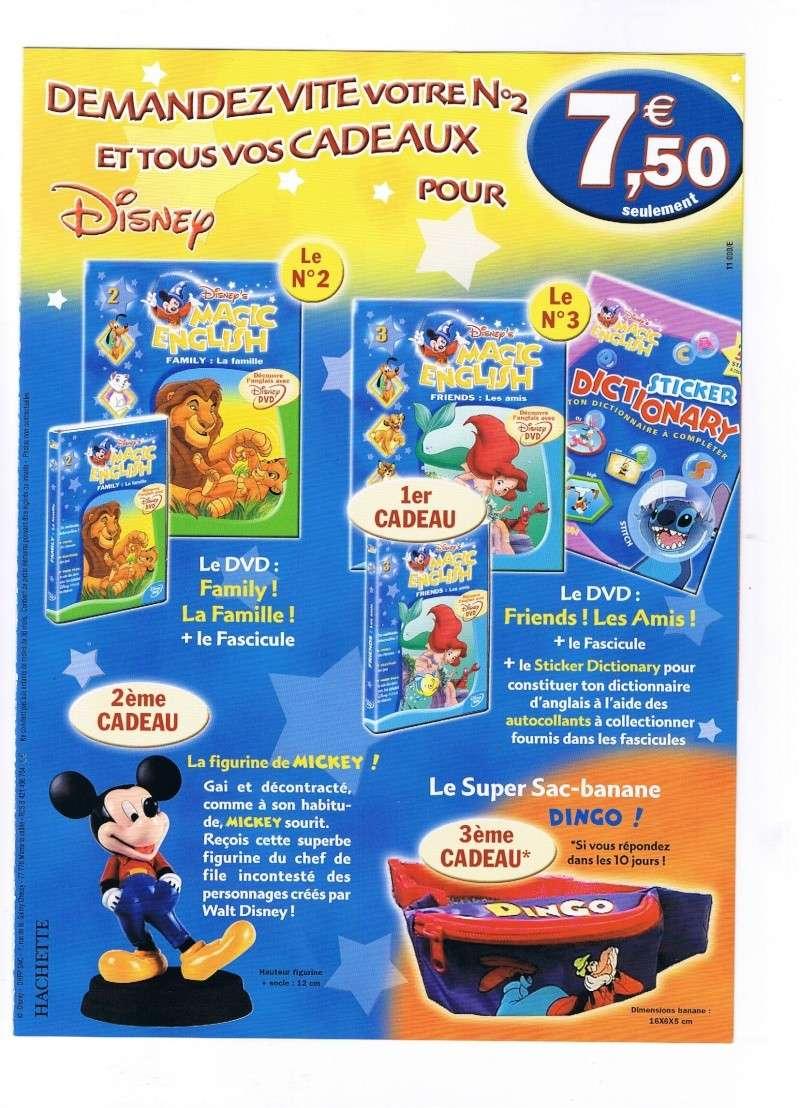 Postez les photos de votre collection de DVD et BrD Disney ! - Page 38 Cce00011