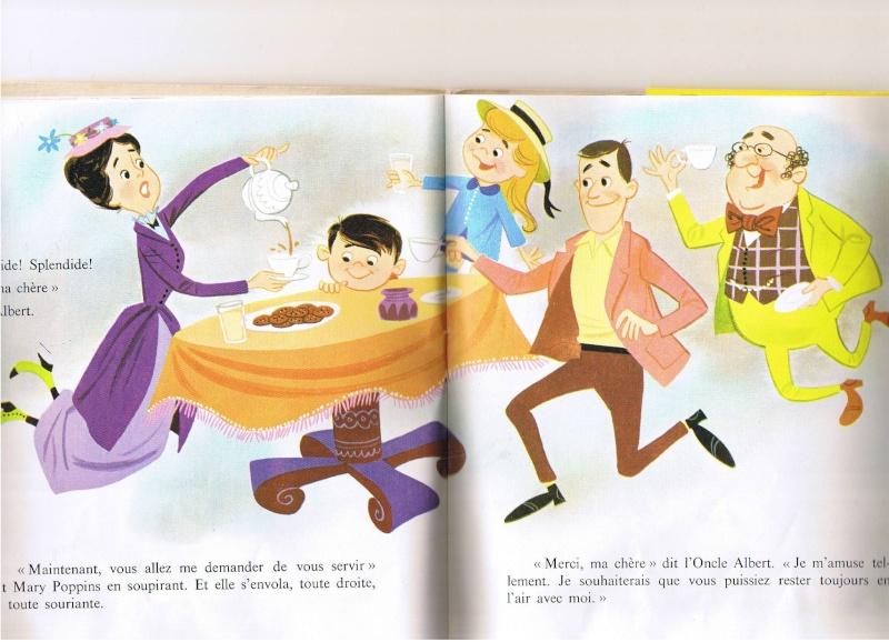 [disneyland-record] les livres disques de walt disney productions Mary_p10