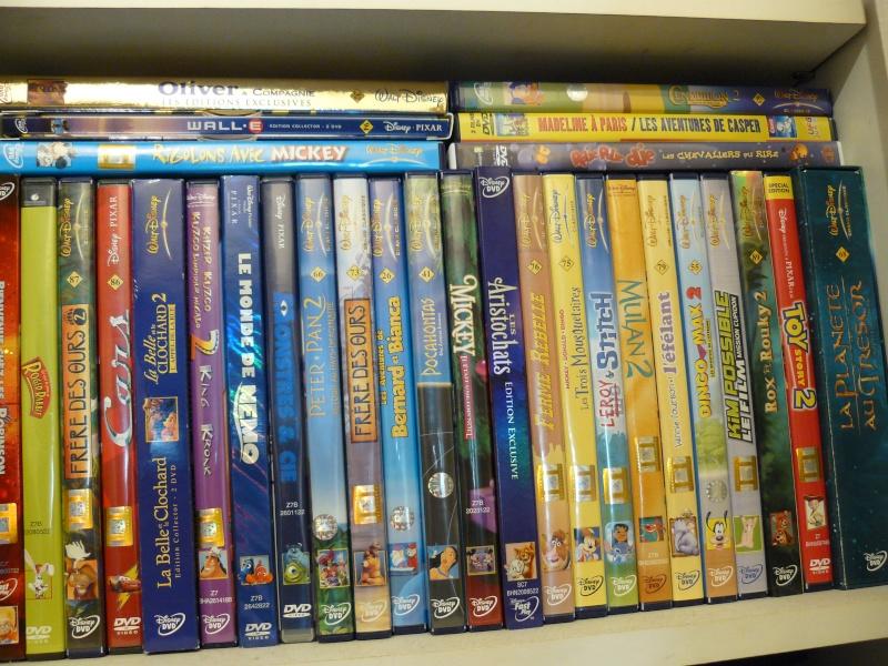 Postez les photos de votre collection de DVD et BrD Disney ! - Page 37 P1050712