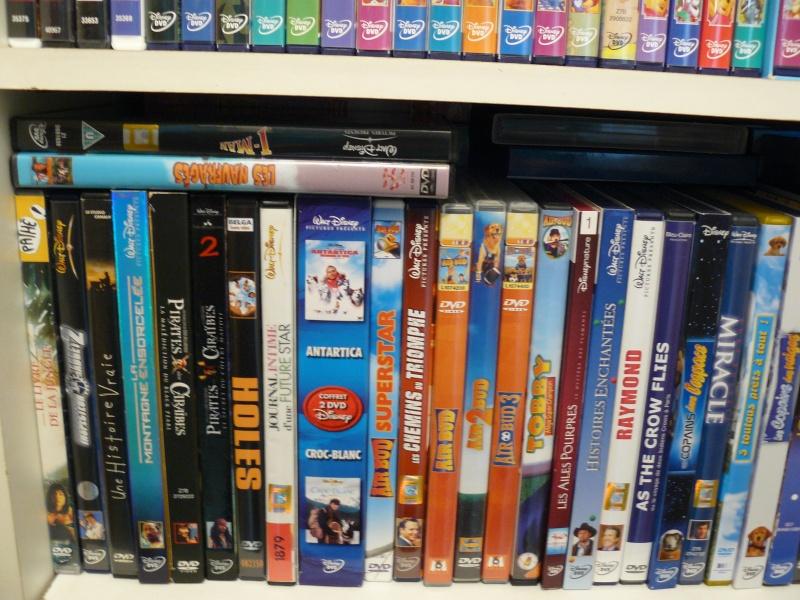 Postez les photos de votre collection de DVD et BrD Disney ! - Page 37 P1050715