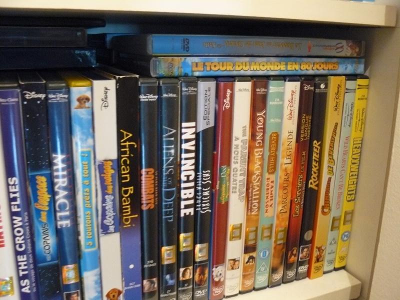 Postez les photos de votre collection de DVD et BrD Disney ! - Page 37 P1050716