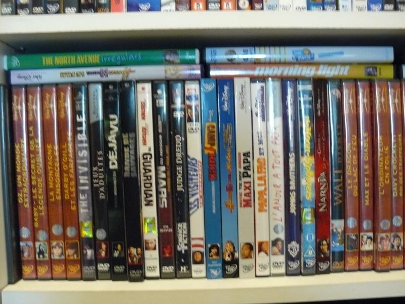 Postez les photos de votre collection de DVD et BrD Disney ! - Page 37 P1050717