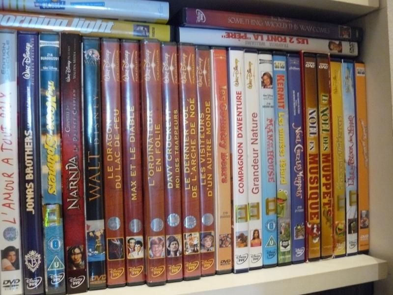 Postez les photos de votre collection de DVD et BrD Disney ! - Page 37 P1050718