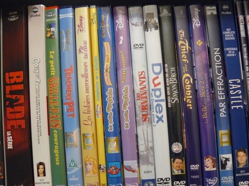 Postez les photos de votre collection de DVD et BrD Disney ! - Page 37 P1050721