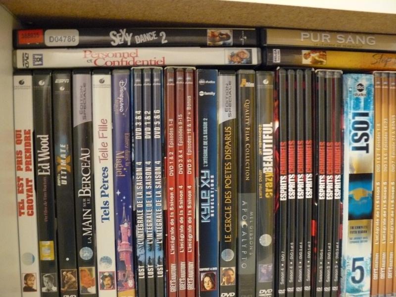 Postez les photos de votre collection de DVD et BrD Disney ! - Page 37 P1050724